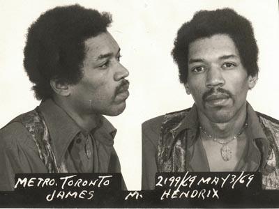Jimi Hendrix, 1969