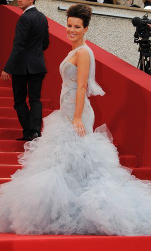 Kate Beckinsale at <I>Robin Hood</i> premiere