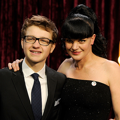 ANGUS T. JONES & PAULEY PERETTE