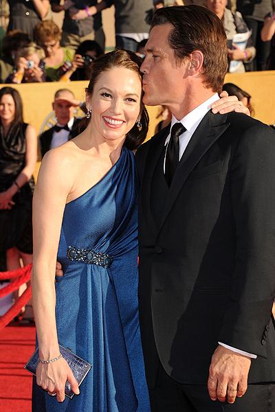 Diane Lane & Josh Brolin