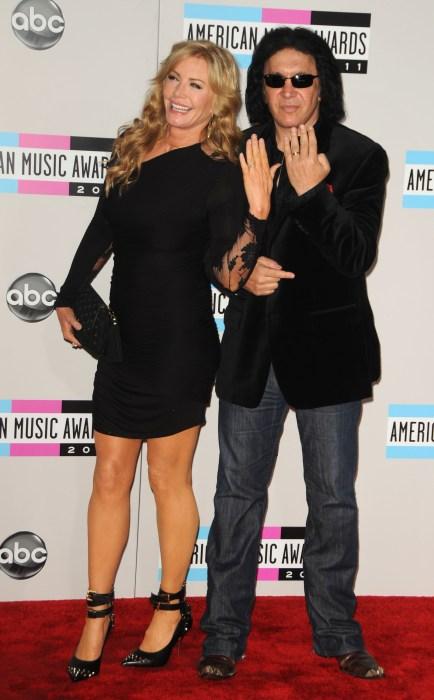 Gene Simmons & Shannon Tweed