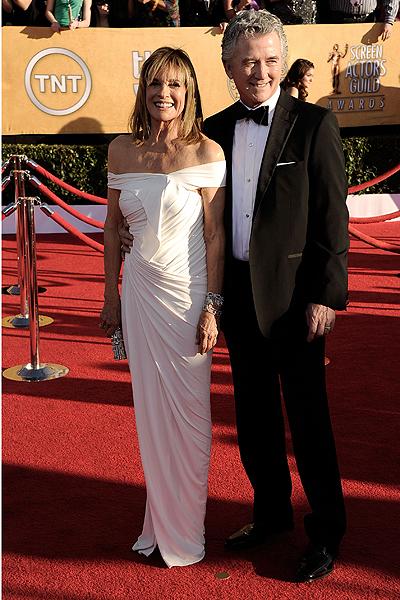 Linda Grey & Patrick Duffy