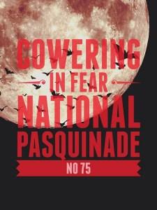 75. Cowering In Fear