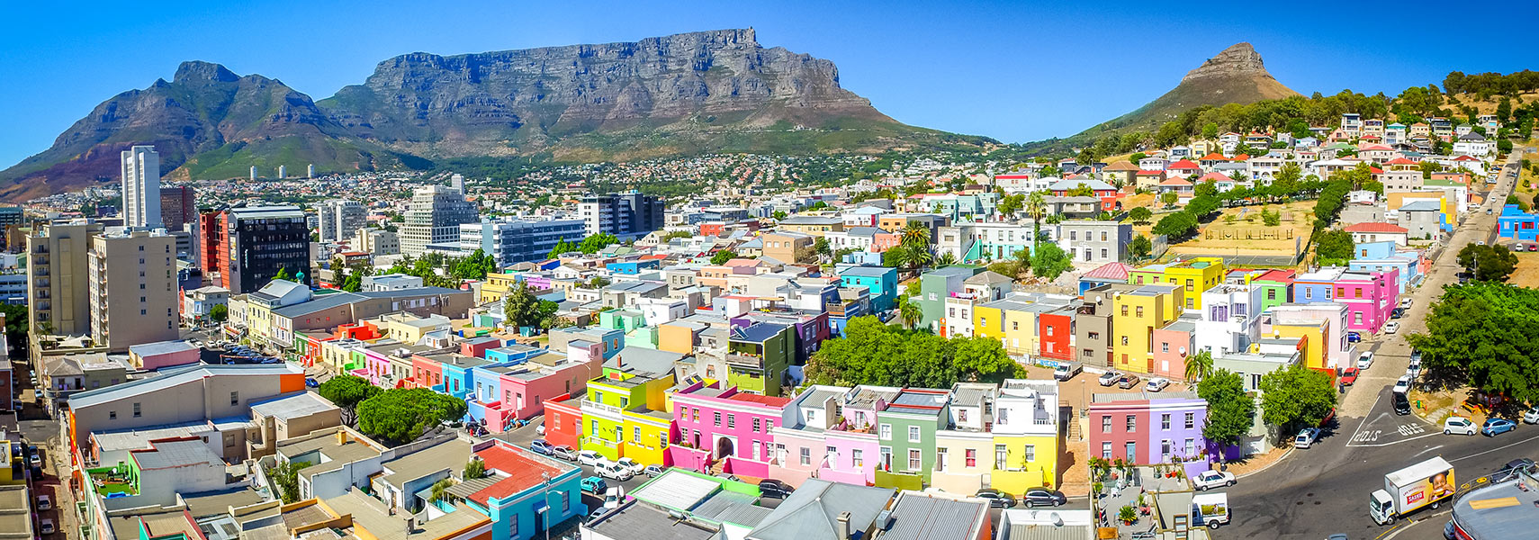 Capital Cities of Africa   Nations Online Project The Bo Kaap area of Cape Town  South Africa