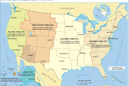 time zones usa | new calendar template site