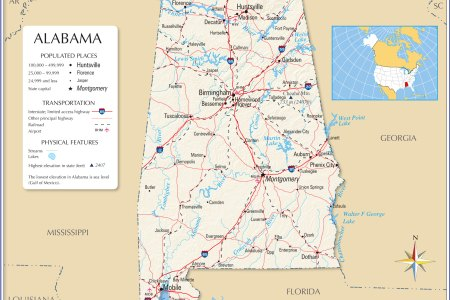 map of alabama and georgia cities