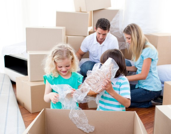family moving - Nationwide Storage