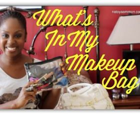 Video: What's In My Makeup Bag