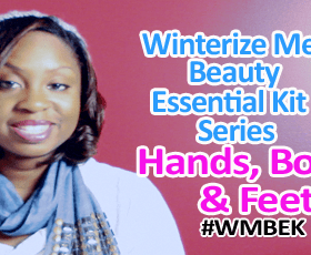 Video: Winterize Me Beauty Essential Kit - Hands, Body & Feet
