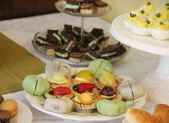 Tea party goodies 2 550x400