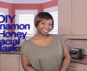 Video: DIY Cinnamon Facial Mask