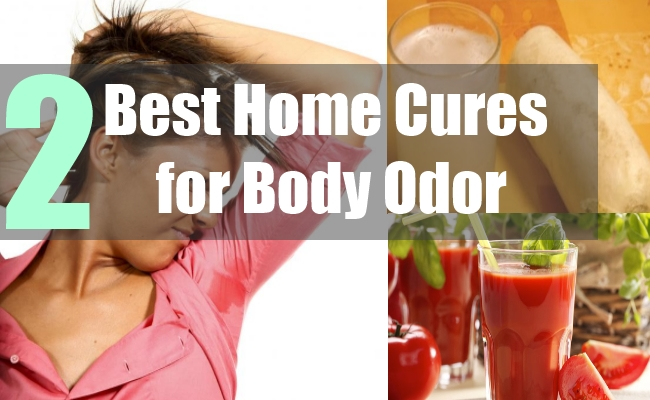 House Remedies for Body Smell