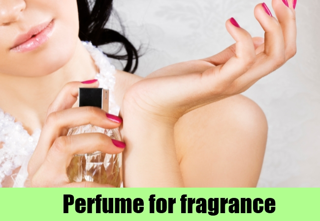 perfume for fragrance