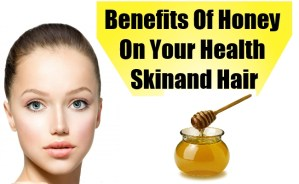 Honey on Your Health, Skin and Hair