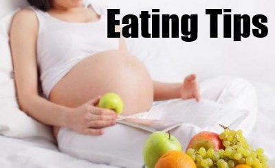pregnancy eating