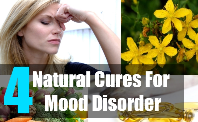 4 Natural Cures For Mood Disorder