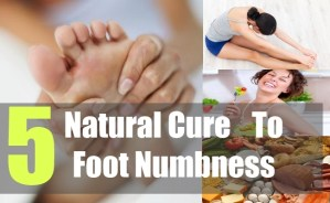 5 Natural Cure To Foot Numbness