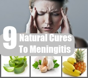 Natural Cures To Meningitis