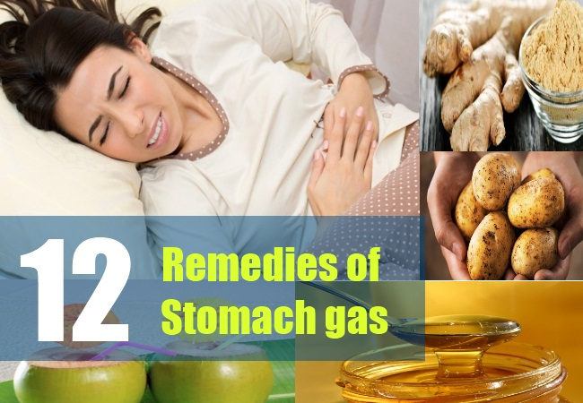 Natural Remedies For Gas Build Up