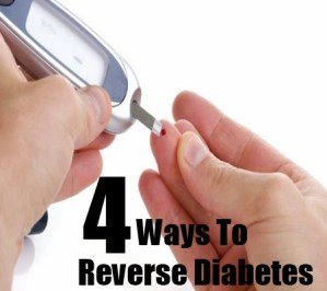 Ways To Reverse Diabetes