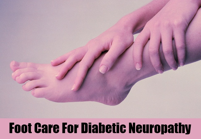 Foot Care For Diabetic Neuropathy