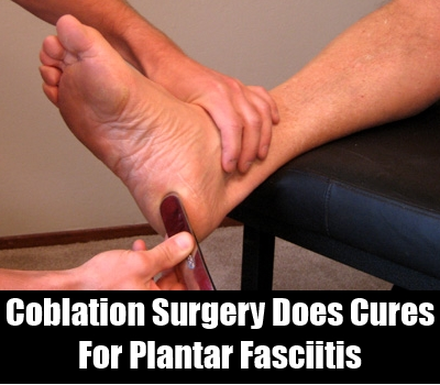 how to correct plantar fasciitis