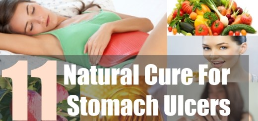 11 Natural Cure For Stomach Ulcers