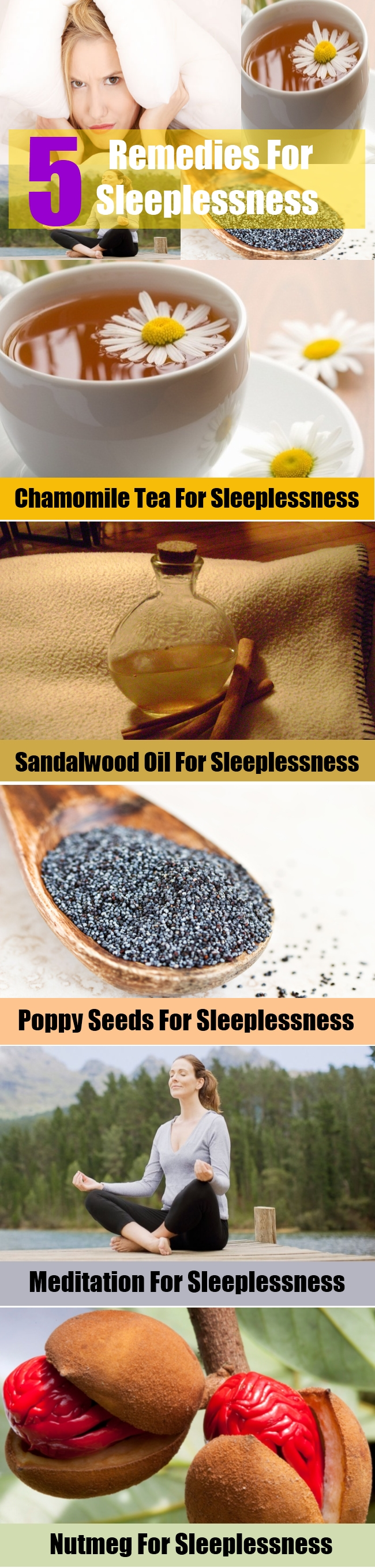 Natural Remedies For Sleeplessness In Pregnancy