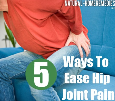 5 Proven Ways To Ease Hip Joint Pain