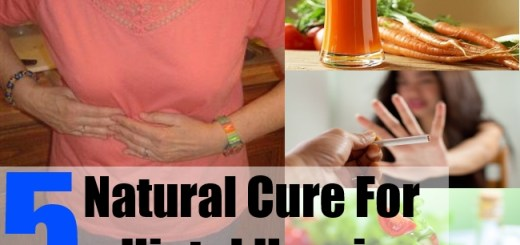 5 Natural Cure For Hiatal Hernia