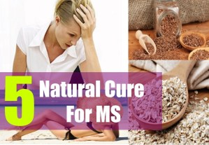 5 Natural Cure For MS