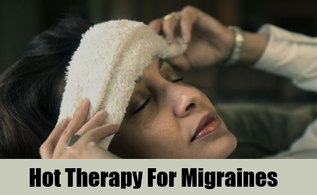 Hot Therapy For Migraines