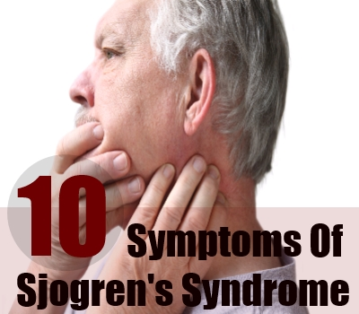 the history causes symptoms and treatment of sjogren of laarson syndrome