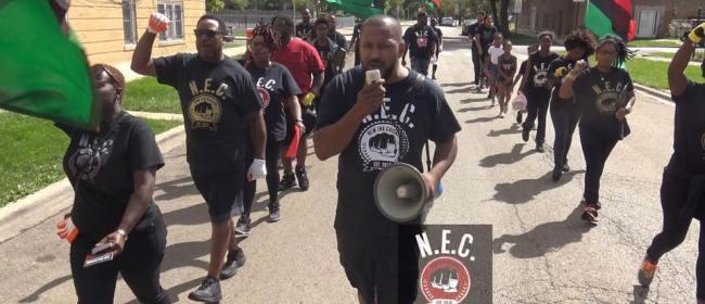 New Era Chicago Community Stand