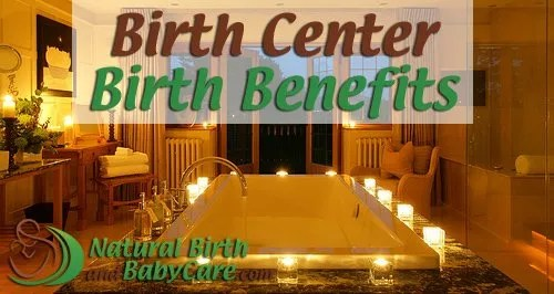 Birth Center benefits banner