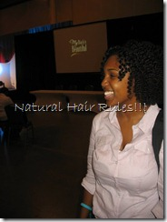 Twist Out on Natural Hair Rules.com