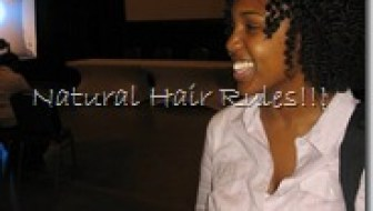 Perfect Braid Out at My Black is Beautiful