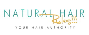 NHR text logo2 300x120 Natural Hair Rules!!!