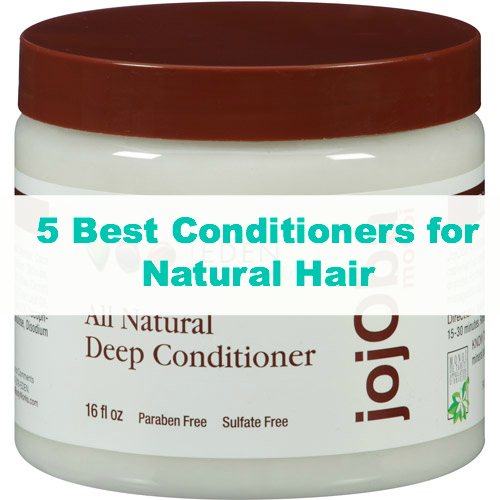 5 Best Moisturizing Deep Conditioners Natural Hair