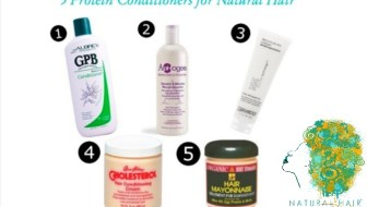5 Protein Conditioners for Natural Hair 2