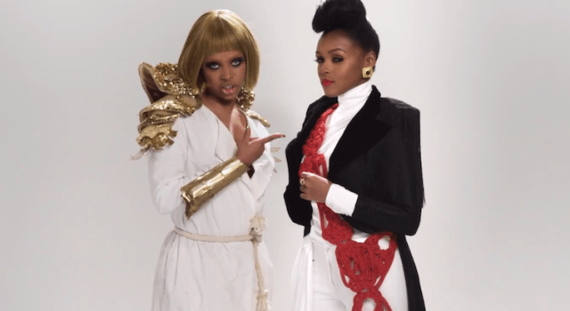 Q.U.E.E.N New Video Janelle Monae feat. Erykah Badu-Watch it Here