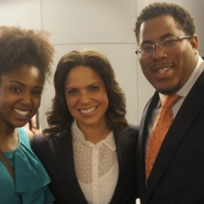 Soledad O'Brien Black In America Houston Screening