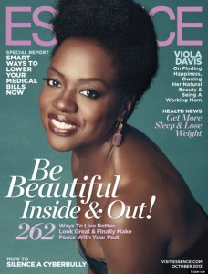 ESSENCE 570 228x300 Viola Davis is Gorgeous on Essences October Issue