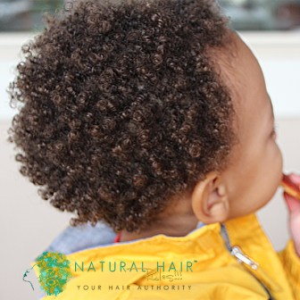 finding the right products for your baby natural hair