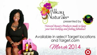 Alikay Naturals Coming to Target!