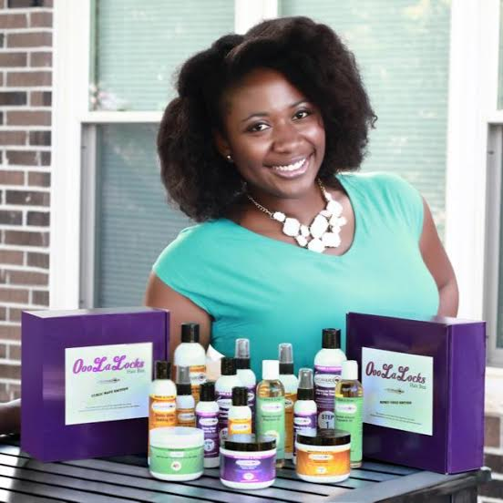 Meet The First Black Woman To Own A Patent For Natural
