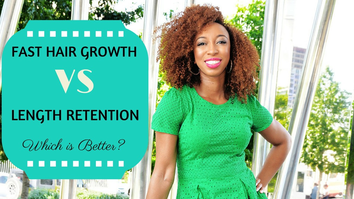 Fast Hair Growth vs. Length Retention: What's the Difference?