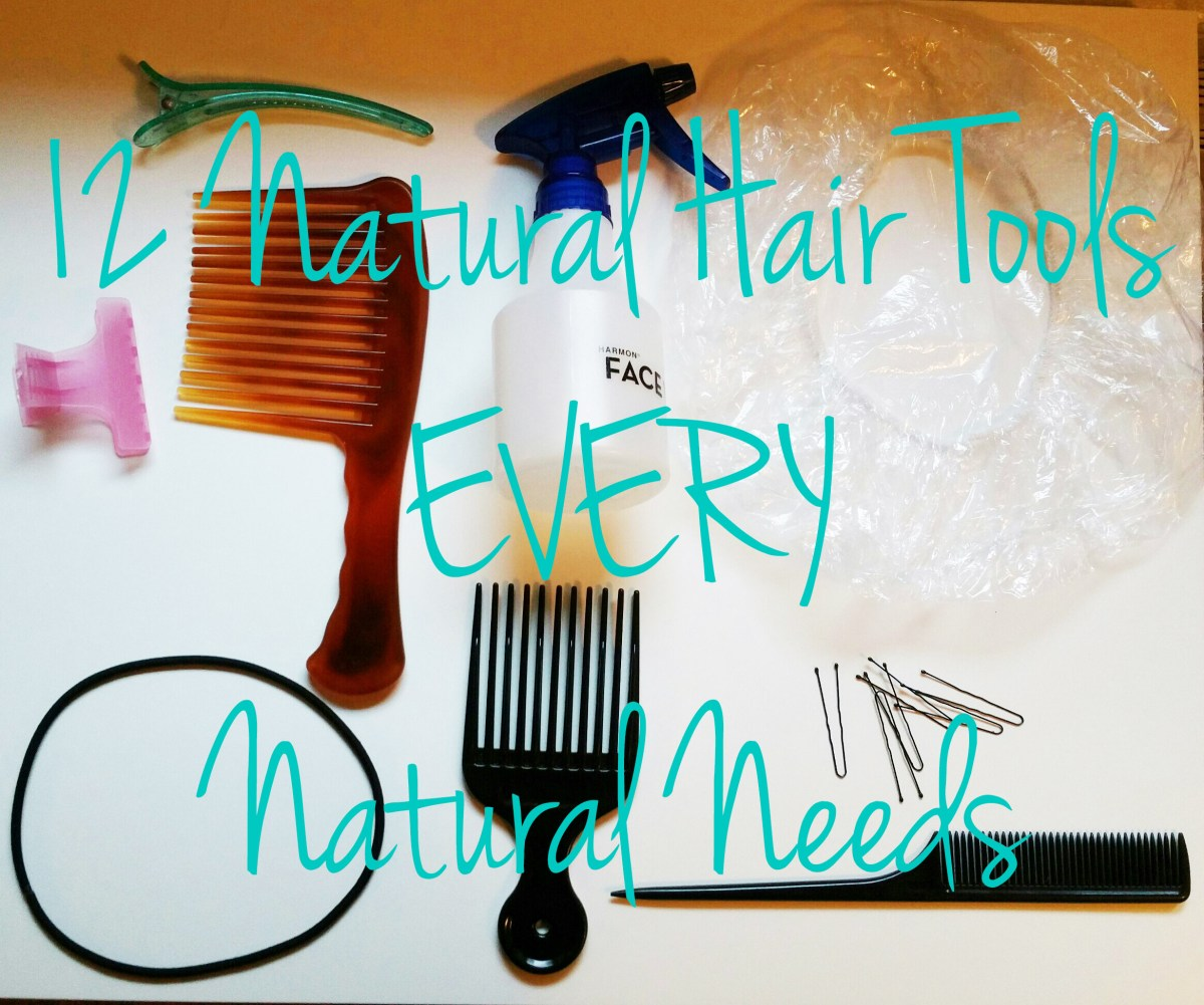 13 Natural Hair Tools Every Woman Needs