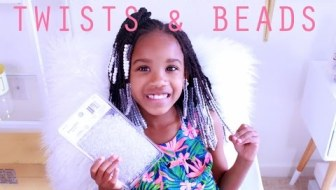 Protective Styles for Little Girls