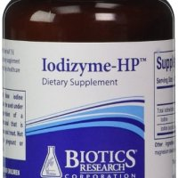 Biotics Research Iodizyme - HP 120 tablets Holistic Homeopathic Natural Medicine Center Lakeland Central Florida